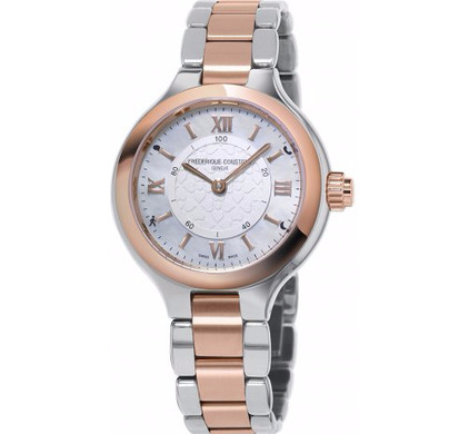 Frederique Constant Horological Delight Rose Gold/Silver Main Image