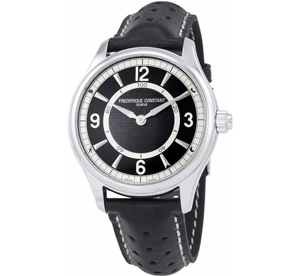 Frederique Constant Horological Black / Black Main Image