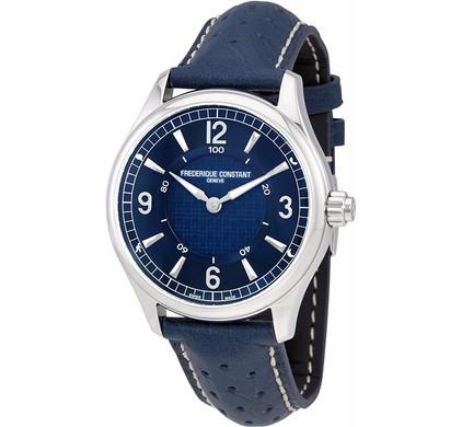 Frederique Constant Horological Blauw/Blauw