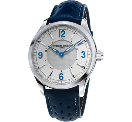 Frederique Constant Horological White/Blue Main Image