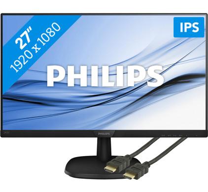 Philips 273V7QDAB + HDMI kabel