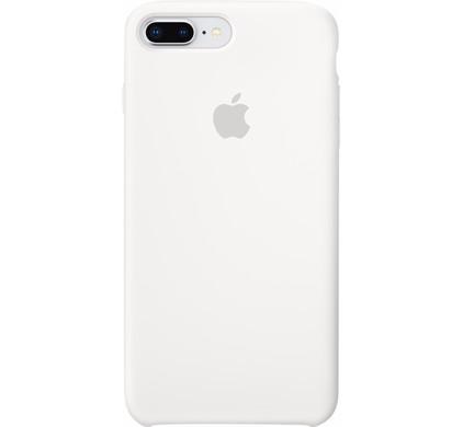 52e3b46c59877 Apple iPhone 7 Plus 8 Plus Silicone Back Cover White - Coolblue ...