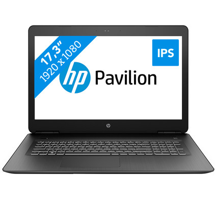 HP Pavilion 17-ab497nd Main Image