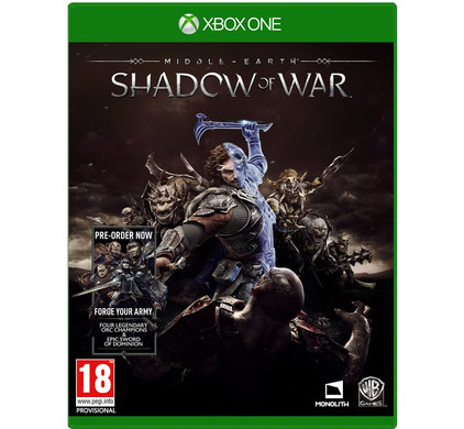 Middle-Earth: Shadow of War Xbox One Main Image