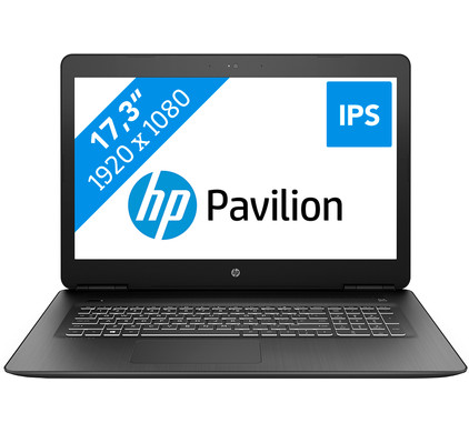 HP Pavilion 17-ab360nd
