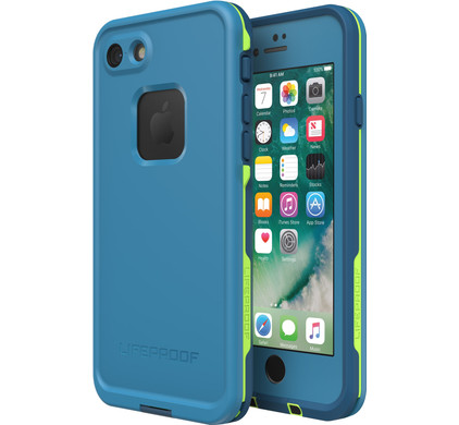 Lifeproof Fre Apple iPhone 7/8 Full Body Blauw