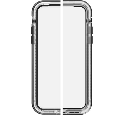 Lifeproof Next Apple iPhone X Back Cover Zwart