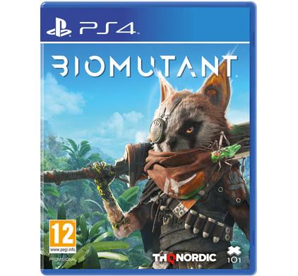 Biomutant PS4 Main Image