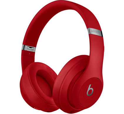 Beats Studio3 Wireless Rood