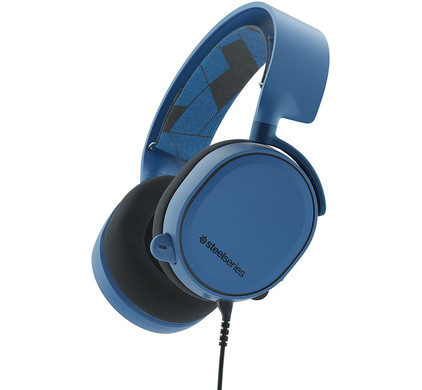 SteelSeries Arctis 3 Blue Main Image