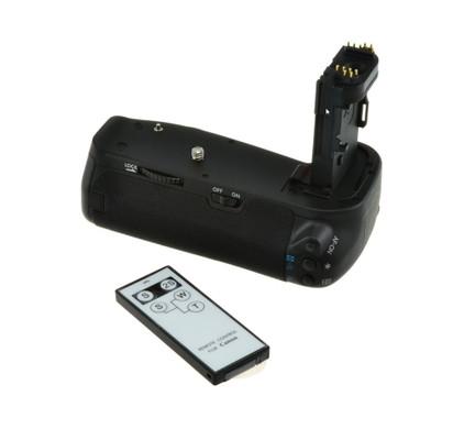 Jupio Batterygrip voor Canon 6D