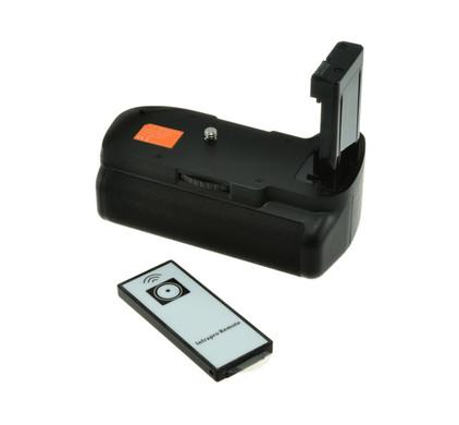 Jupio Battery Grip voor Nikon D5100/D5200