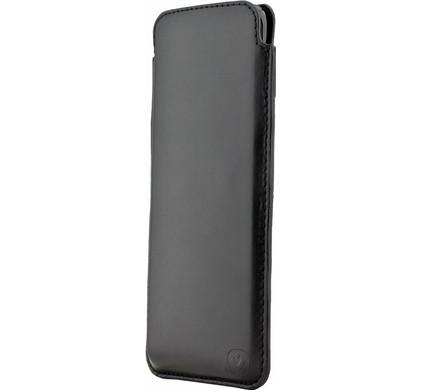 Valenta Pocket Premium Apple iPhone X Pouch Zwart