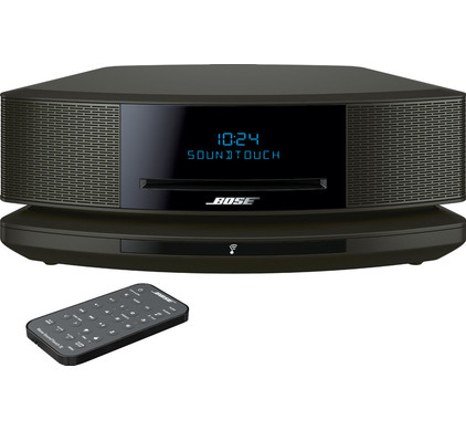 Bose Wave SoundTouch Music System IV Zwart + Adapter