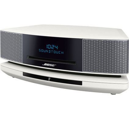 Bose Wave SoundTouch Music System IV Wit + Adapter