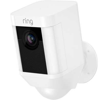 Ring Spotlight Cam Battery Wit