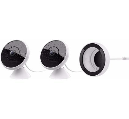 Logitech Circle 2 Wired Combo Pack + Raambevestiging