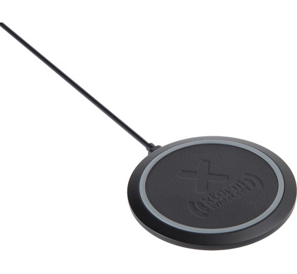 Xtorm Freedom Qi Wireless Charger Black Main Image