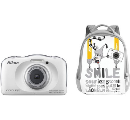 Nikon Coolpix  W100 Backpack kit Wit