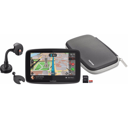Luxepakket - TomTom Go 6200 World