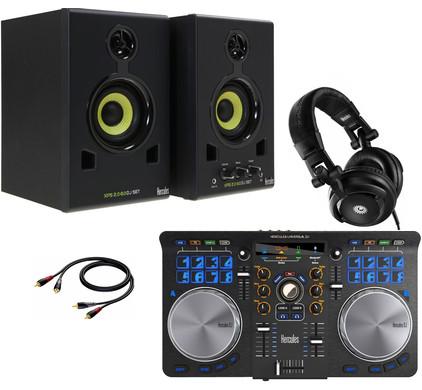 Hercules DJ set voor beginnende DJ's