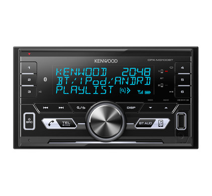 Kenwood DPX-M3100BT