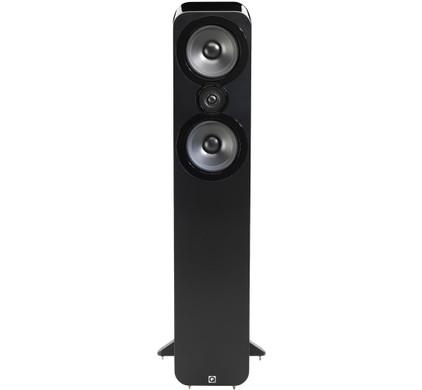 Q Acoustics 3050 Hoogglans Zwart (paar)