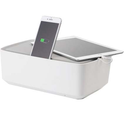 KMP Protective Box Charging Station Wit