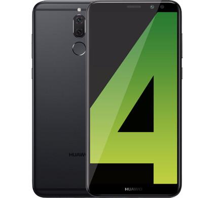 Huawei Mate 10 Lite Zwart - Coolblue - Voor 23.59u, morgen in huis