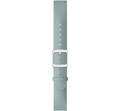 Nokia 18mm Siliconen Horlogeband Lichtblauw