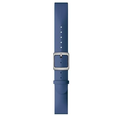 Nokia 18mm Siliconen Horlogeband Blauw