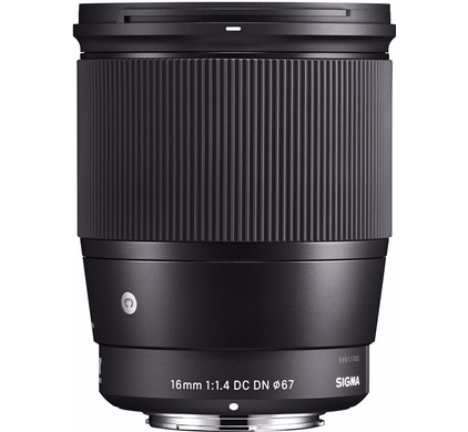 Sigma 16mm f/1.4 DC DN Contemporary Micro Four Thirds Main Image