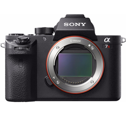 Sony Alpha A7R Mark II Body Main Image
