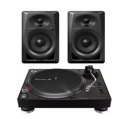Pioneer PLX500 + Pioneer DM-40
