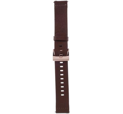 Just in Case Samsung Gear Sport Leren Horlogeband Bruin
