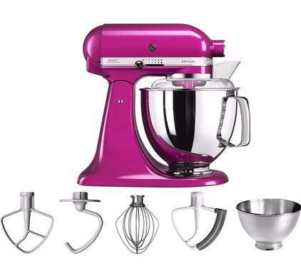 Kitchenaid Artisan Mixer 5ksm175ps Raspberry Ice Cream Coolblue
