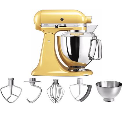 KitchenAid Artisan Mixer 5KSM175PS Pastelgeel
