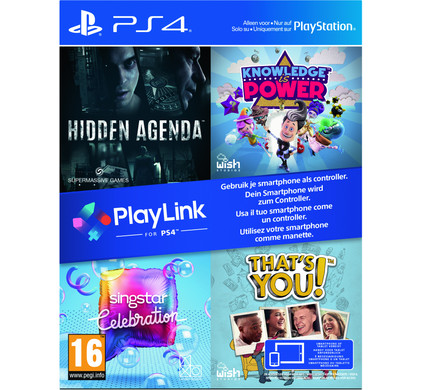 Playlink Software Box PS4