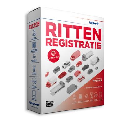 Nedsoft RittenRegistratie 2018 Compleet