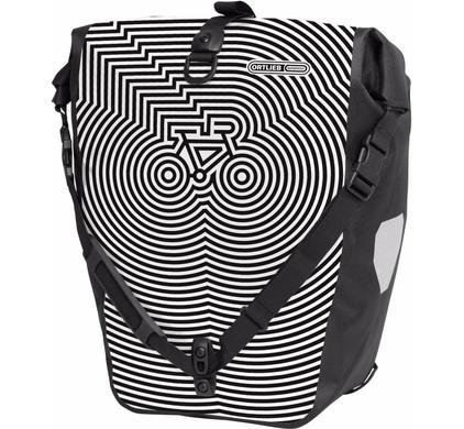 Ortlieb Back-Roller Design Cycledelic QL2.1 White/Black