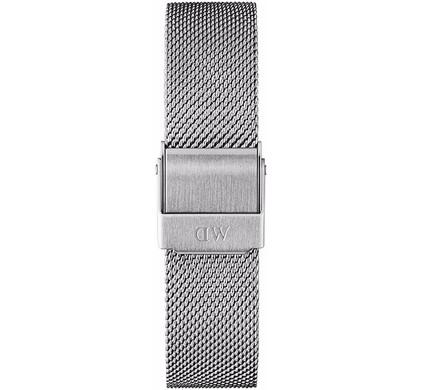 Daniel Wellington Sterling Strap Silver 14mm