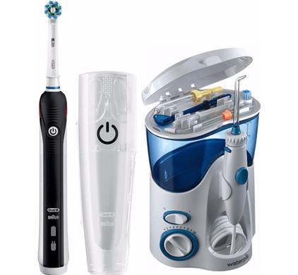 Oral-B PRO 2 2500 + Flosapparaat - Coolblue - Voor 23.59u 0f212fb6fc49