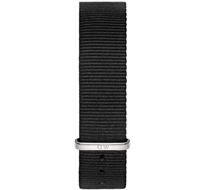 Daniel Wellington Cornwall Strap Silver 18mm