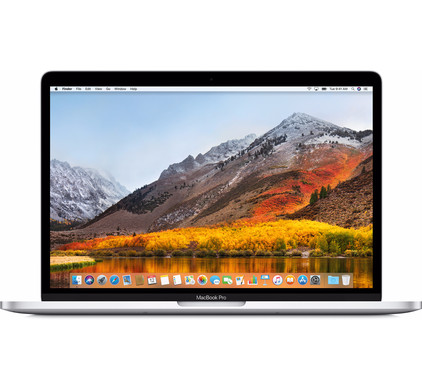 Apple MacBook Pro 13'' Touch Bar (2017) 16/256 GB - 3,3GHz Silver