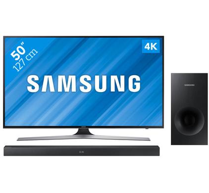 Samsung UE50MU6100 + Samsung HW-K335