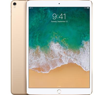 Apple iPad Pro 10,5 inch 256 GB Wifi + 4G Gold Main Image
