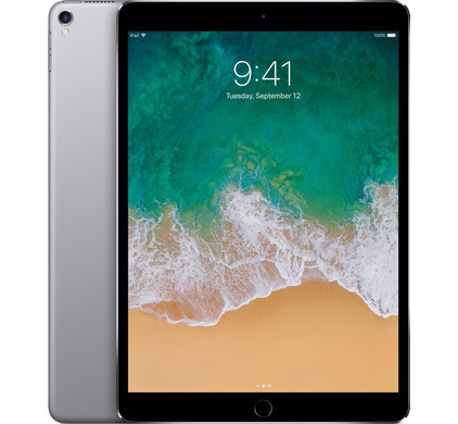 Apple Ipad Pro 10 5 Inch 64 Gb Wifi Space Gray Coolblue Voor
