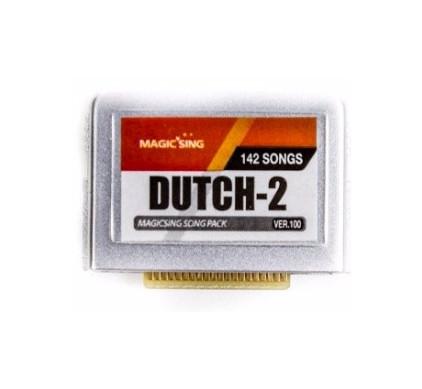 Magic Sing Dutch Vol. 2 Songchip