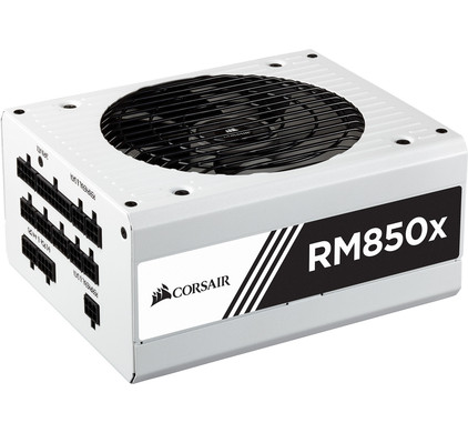 Corsair RM850x White Edition