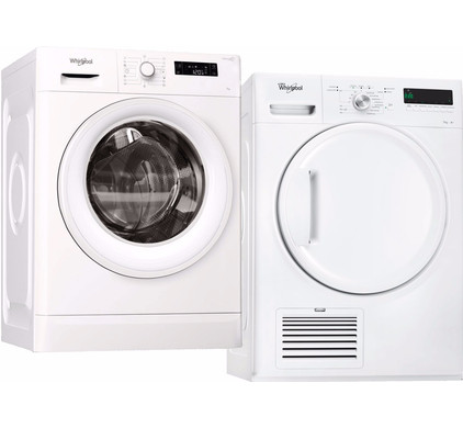 Whirlpool FWF71483W EU Fresh Care + Whirlpool HDLX 70312